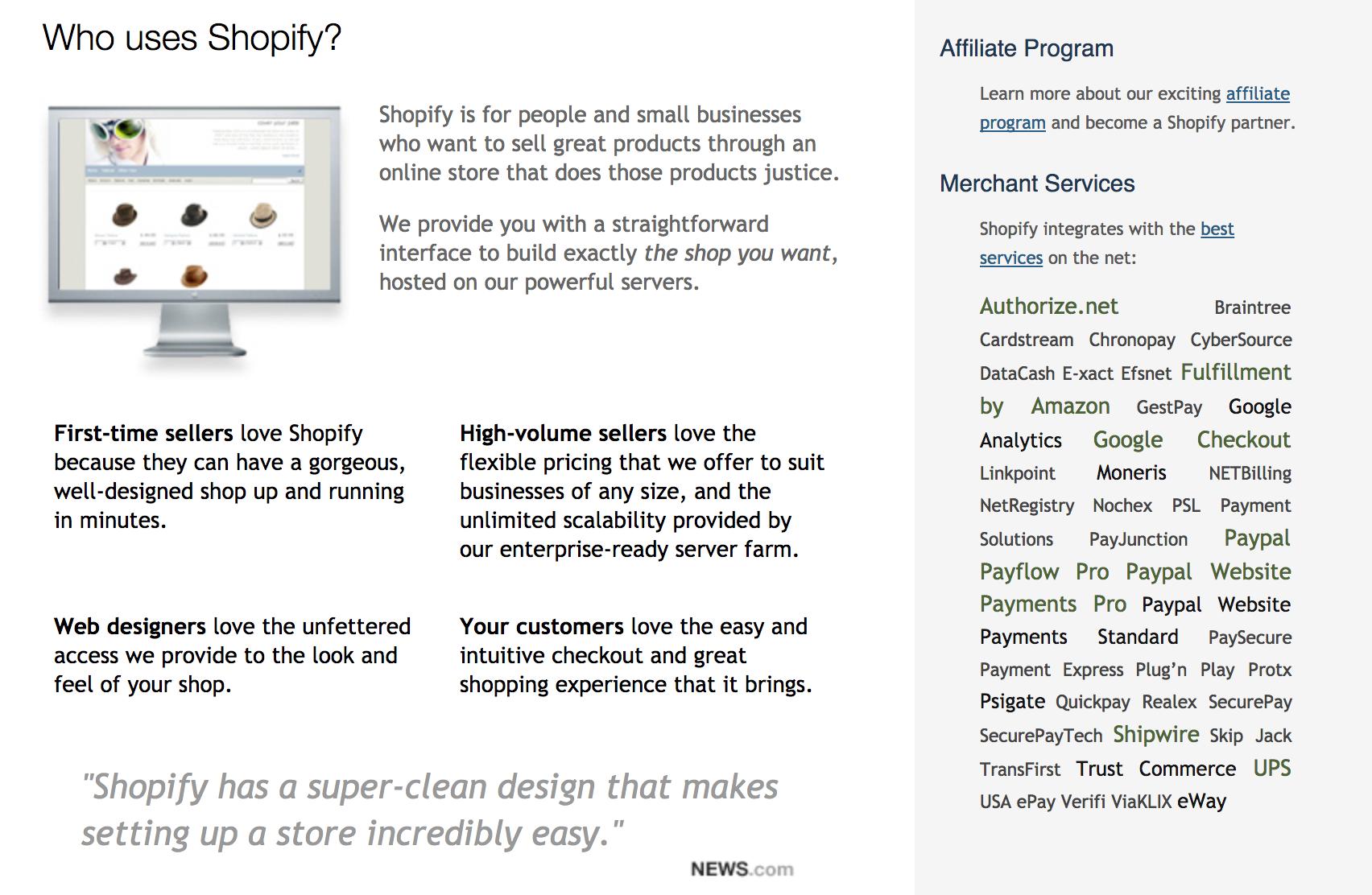 从滑雪板网店到百亿美元的电商帝国,Shopify是如何实现完美蜕变的?(上)